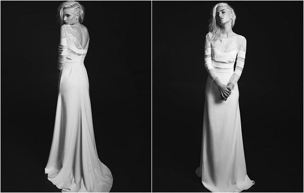 sexy wedding dress by Rime Arodaky