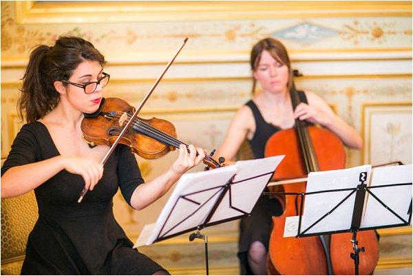 string quartet paris