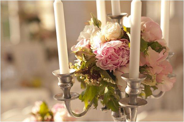 tall wedding candelabra france
