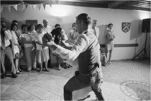 tango first dance
