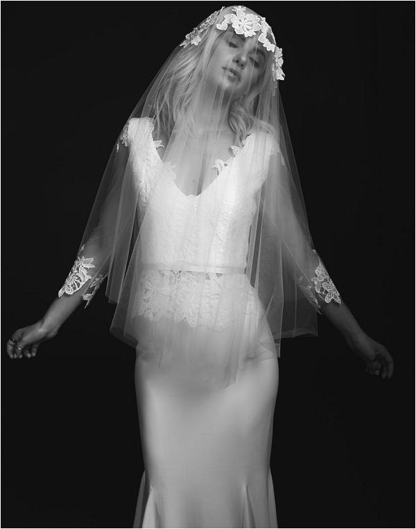 tulle wedding veil