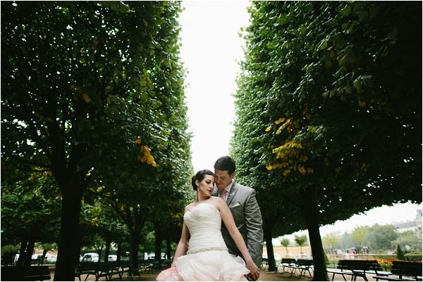 wedding gardens paris