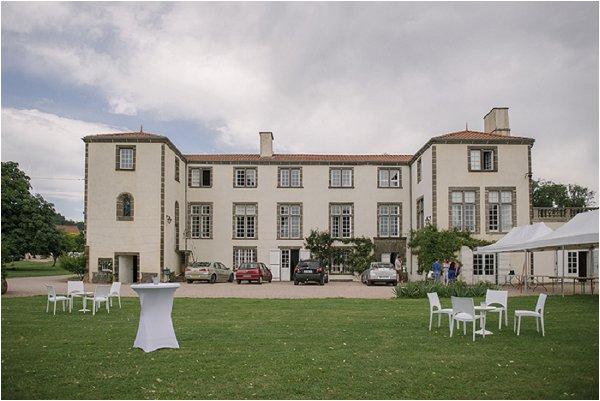 wedding venue auvergne