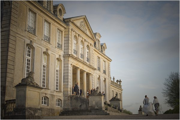 wedding venue in Normandy