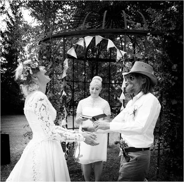 80s wedding
