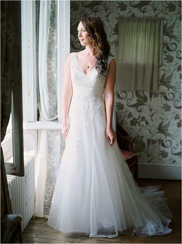 White Boutique Bride