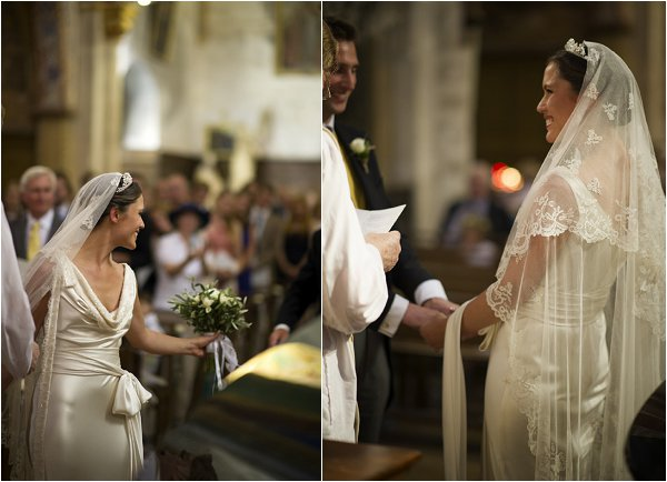 church service wedding