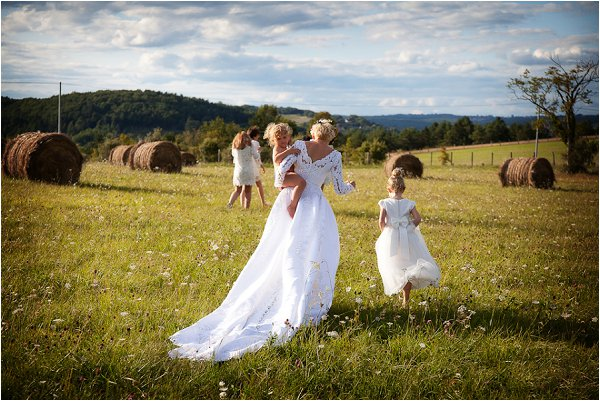 family friendly wedding