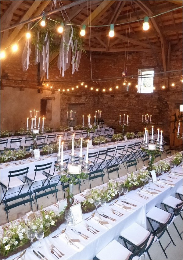 home wedding in France
