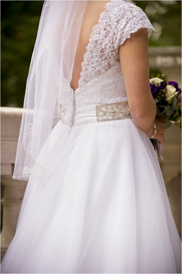lace wedding dress Paris