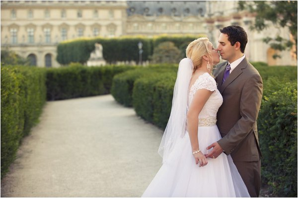 louvre park wedding