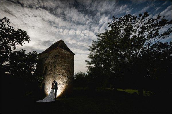 nightitme wedding