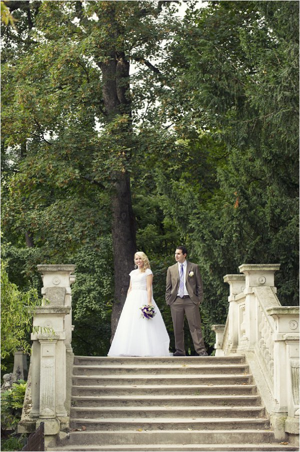 park wedding in paris
