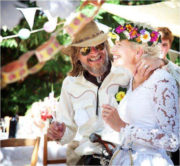 quirky wedding