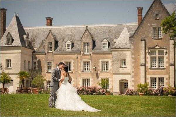 wedding in loire valley