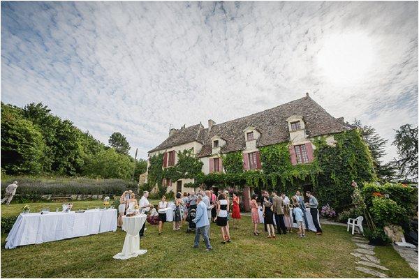 wedding venue dordogne