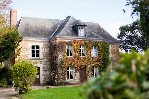 wedding venue normandy
