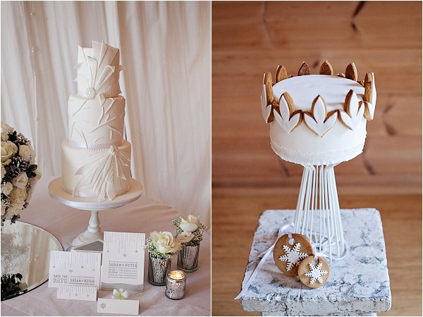 winter wedding cakes winter wedding cakes 27557