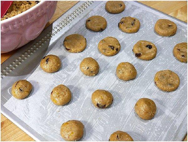 Lebkuchen biscuits