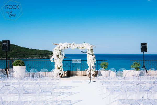 Rock My Love Wedding Planner in the South of France