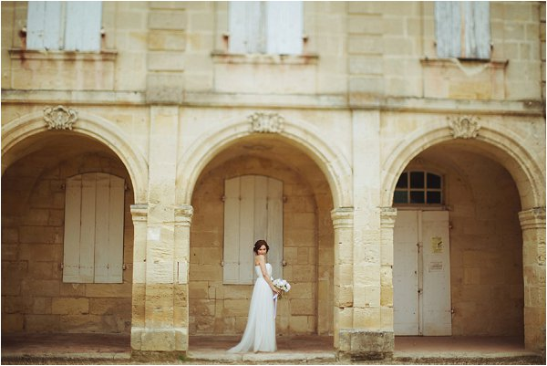 arches in French buildings