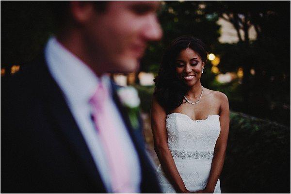 chic destination bride