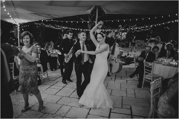 dance night away