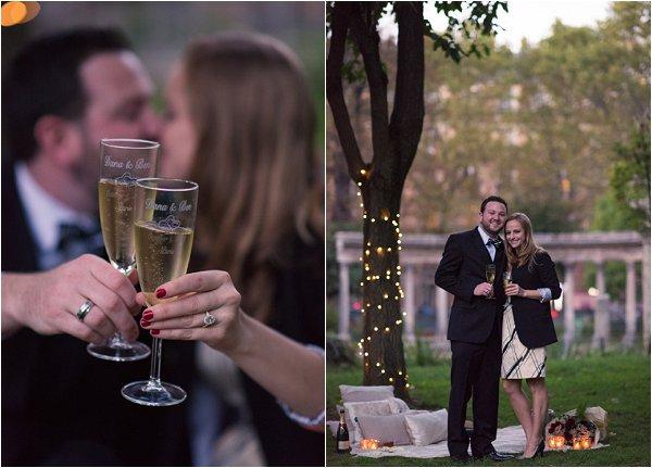 engagement celebrations paris
