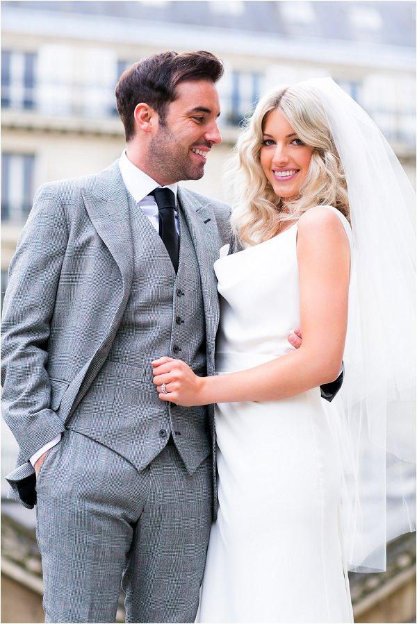 expat wedding in paris