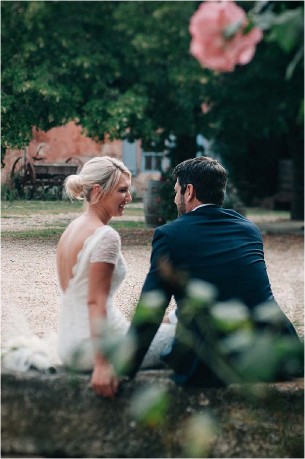 get married in French countryside