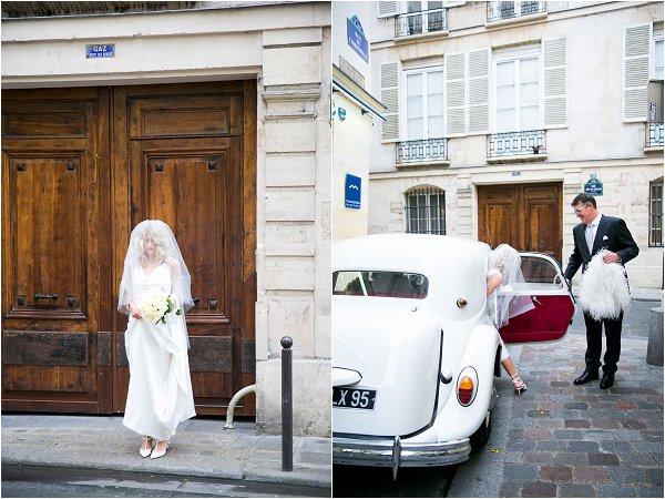 planning a wedding in Paris