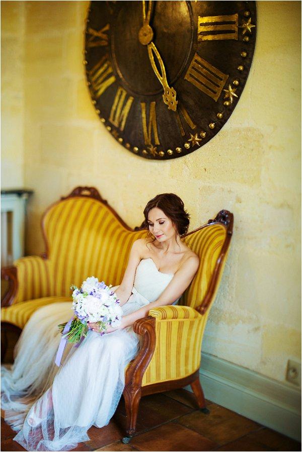 pretty bridal portraits