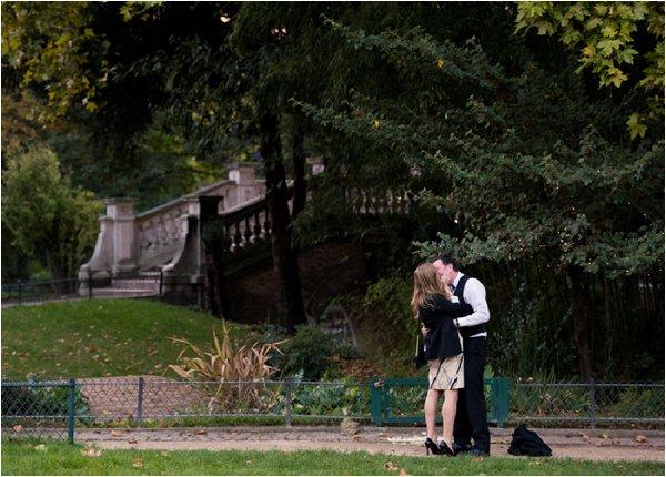 romantic spots in paris