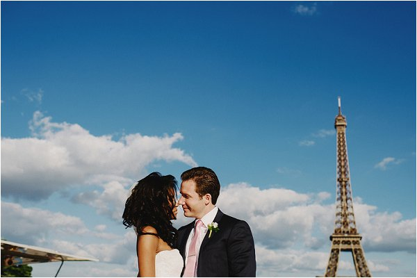 small wedding Paris