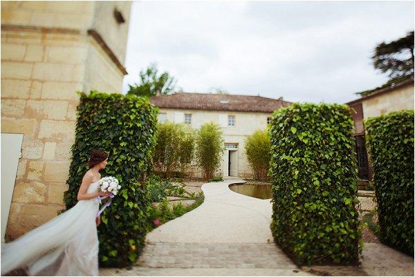 st emilion wedding venue