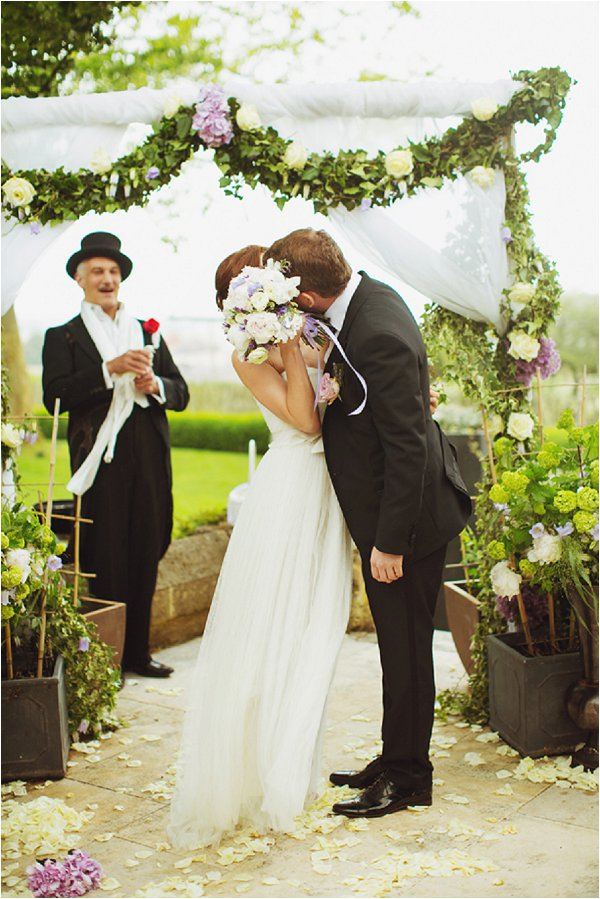theatrical wedding