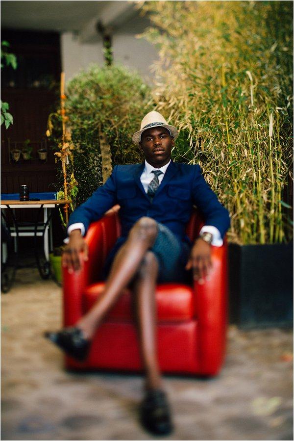 urban groom style
