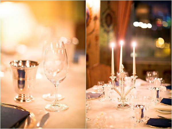 wedding dinner Paris