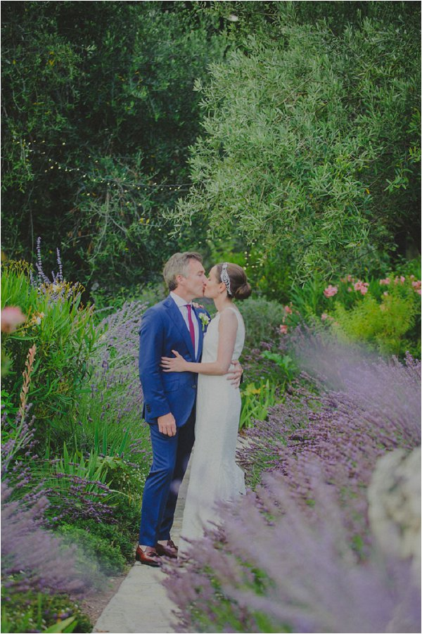 wedding in countryside Provence