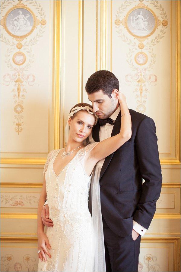 wedding inspiration shoot Paris