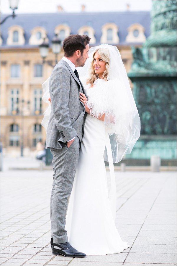 weddings in December Paris