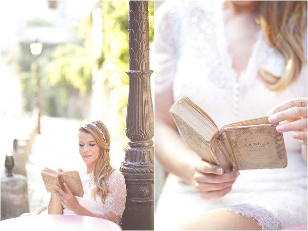 Bride romantic story