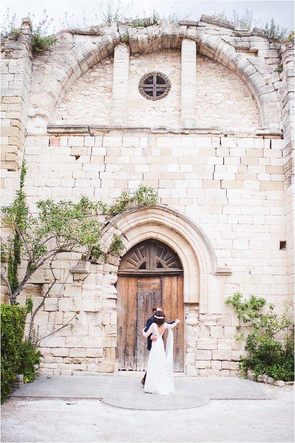 Provencal wedding