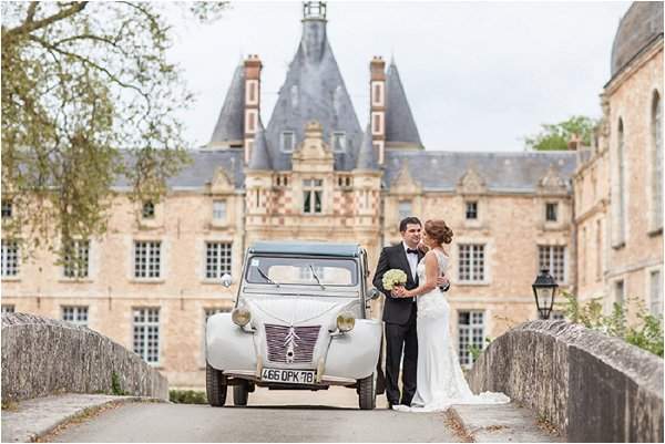 castle wedding in Europe