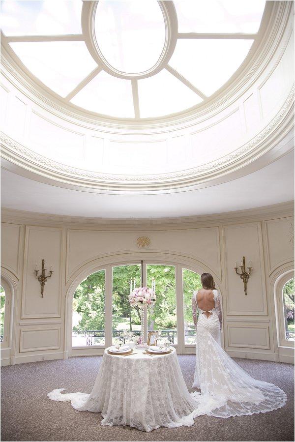 chic Paris wedding
