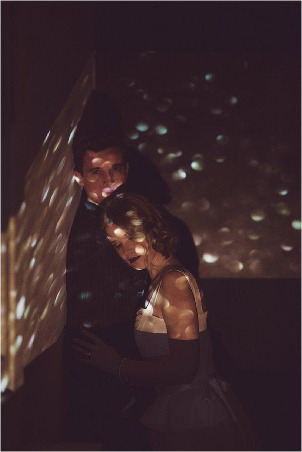 Cosmic light wedding |