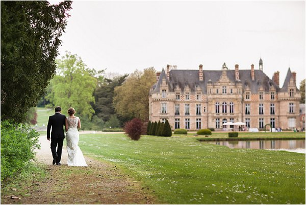 get married in castle France