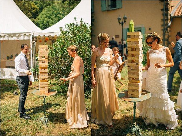 giant wedding jenga