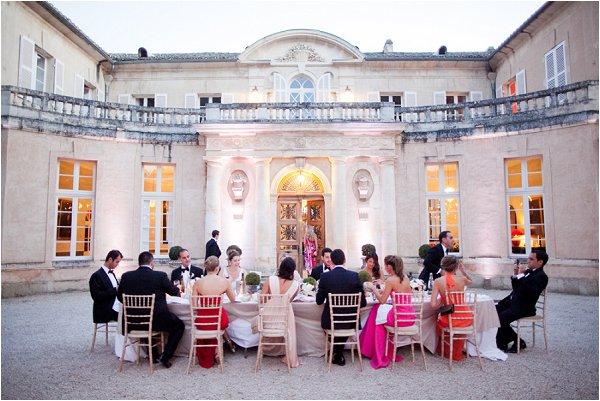 luxury top wedding table