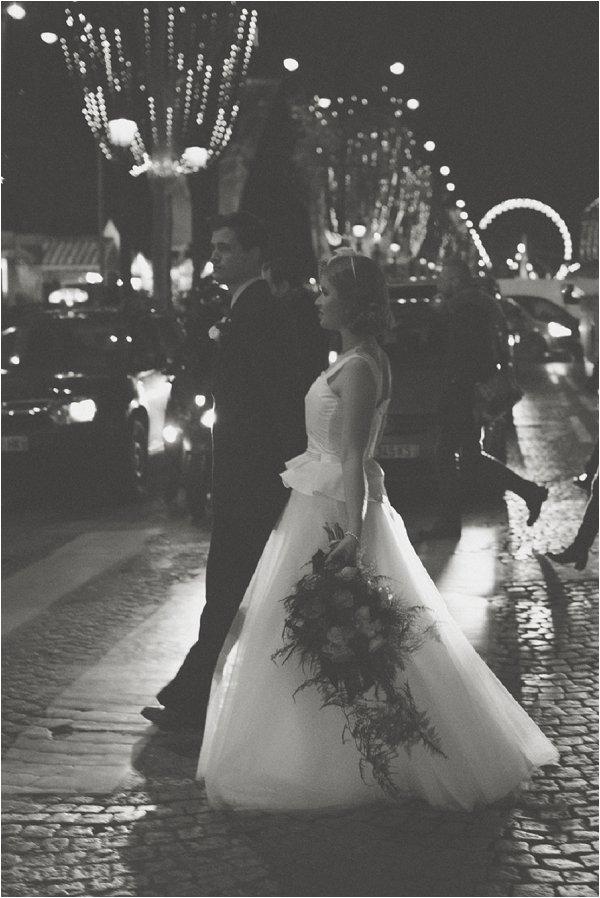 Paris vintage wedding